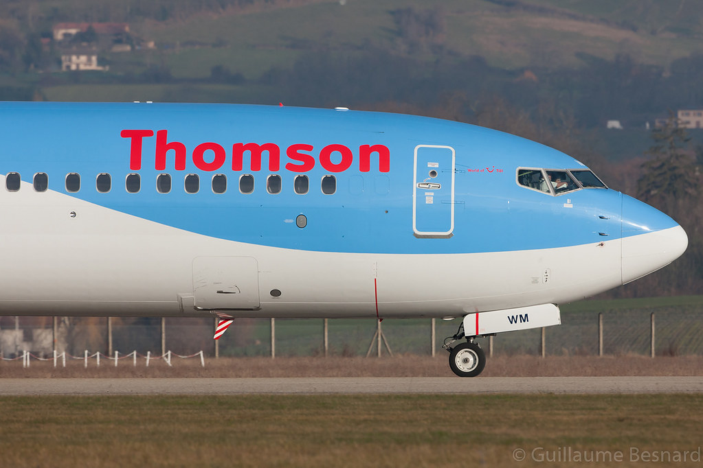 G-TAWM - B738 - TUI Airways