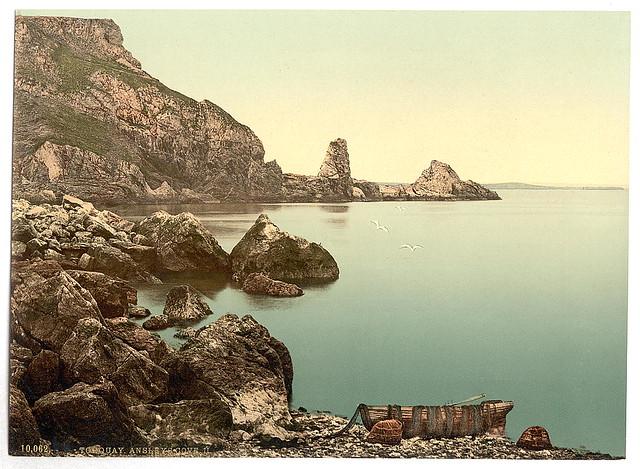 [Anstey's Cove, Torquay, England] (LOC)