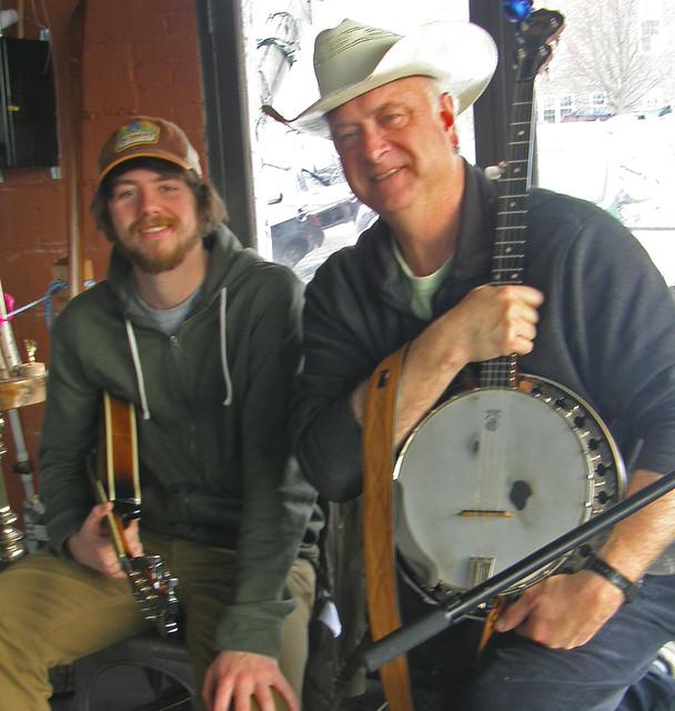 hillbilly bluegrass