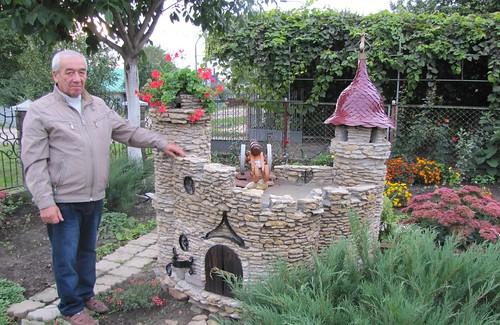 Фортеця в саду