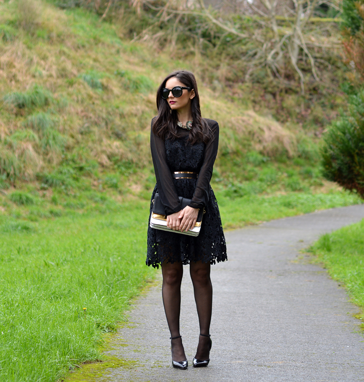 LBD_Black dress_zara_clutch_abrigo_pata de gallo_05