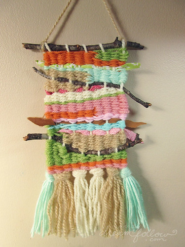 another weaving finished!