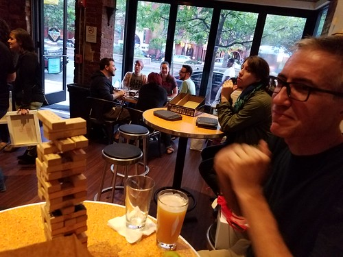 Rudi Plays Jenga