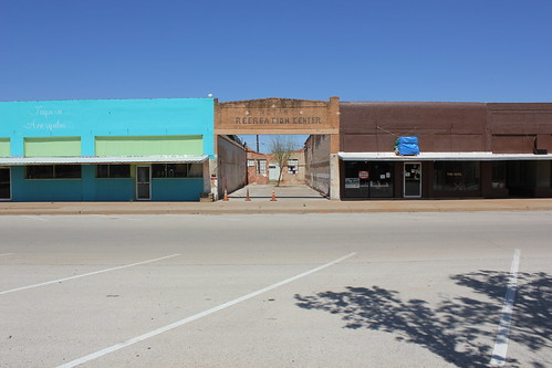abandoned texas smalltown rotan fishercounty