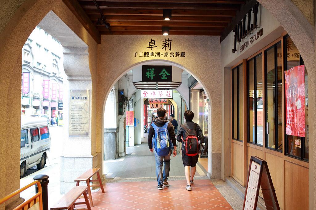 20160519中正-Jolly 手工釀啤酒泰食餐廳 (4)