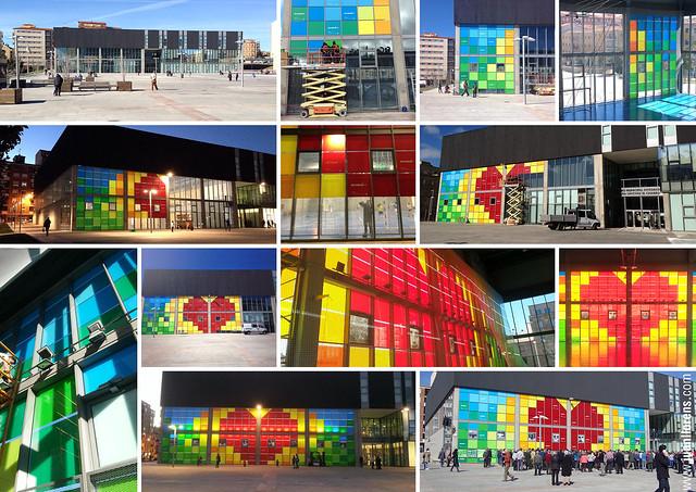 Fotomontaje del proyecto 11M15>RECORDAR/MOS, de Juan Llorens Grupo