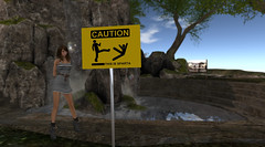 Careful now