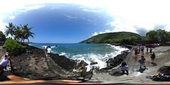 Kealakekua Bay - a 360 degree Equirectangular VR
