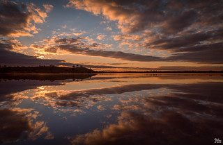Lake Crosby Sunset