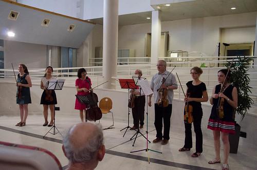 Ensemble de musique de chambre, Lyon sud 2015