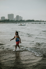 North Avenue Beach, street photography.