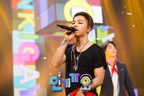 Big Bang - SBS Inkigayo - 10may2015 - SBS - 56