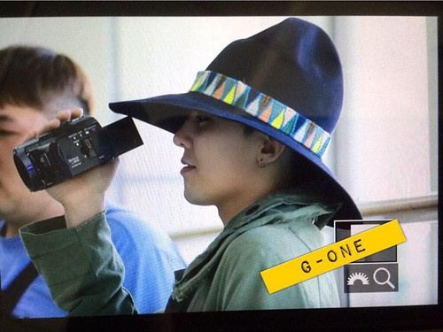BIGBANG departure Jeju 2015-05-20 04
