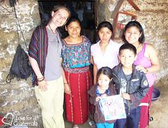 Irena DeLave:Guatemala sláskou a otevřeným srdcem