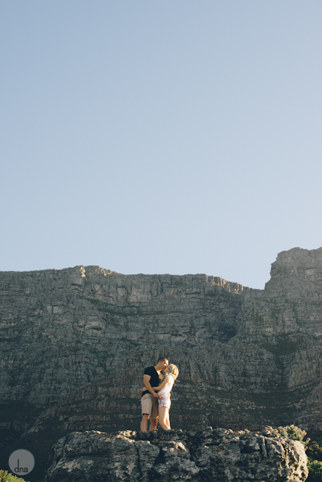 Sam and Mikhail engagement shoot Table Mountain Cape Town South Africa shot by dna photographers 90