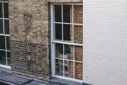 Window Wall [Brick Glitch]