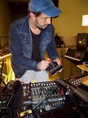 music, audio engineer, disc jockey, person, electronic instrument,
