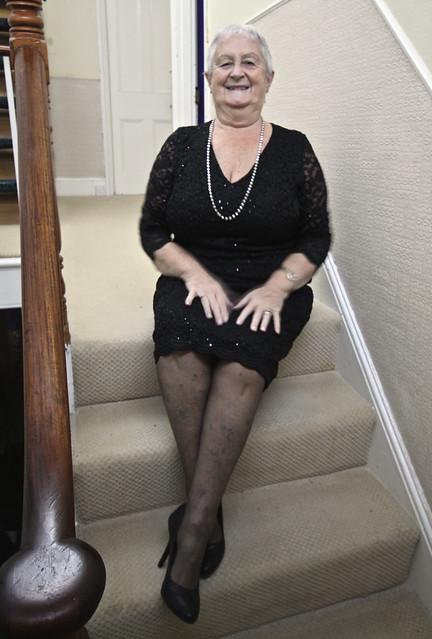 Chubby grandma mature pic-6375