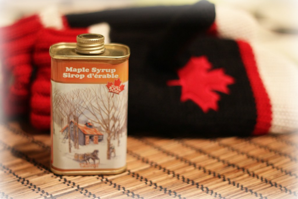 Maple syrup2