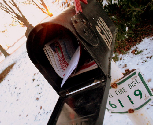 337/365 4:30 Mailbox