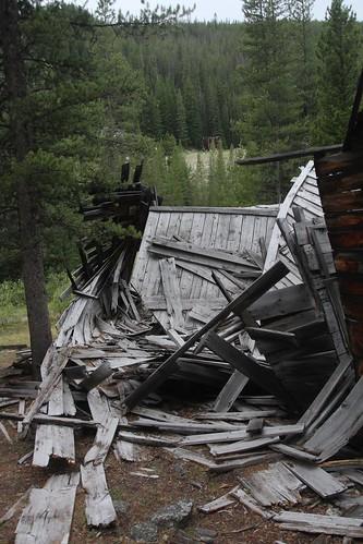 usa forest ruins montana flickr unitedstatesofamerica gps 2013 camcanonrebelt3i beaverheaddeerlodgenf
