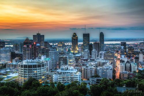 city canada cityscape montréal montreal québec