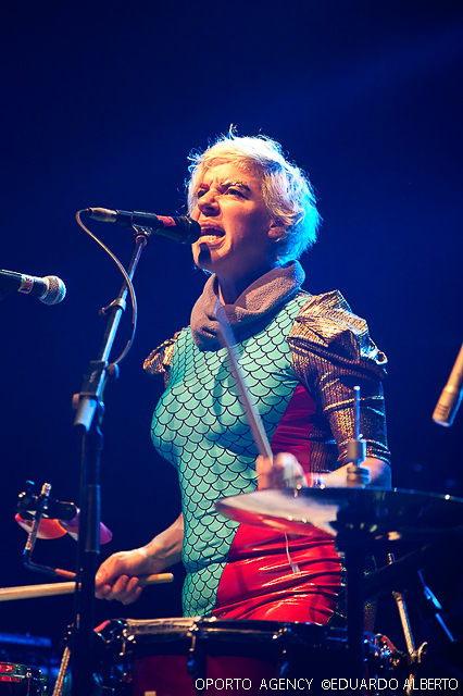 Tune-Yards - Vodafone Mexefest Lisboa '14