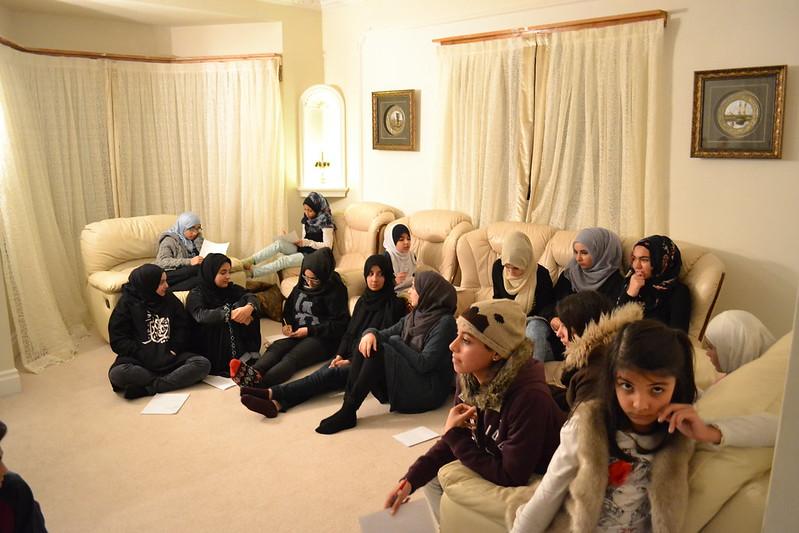 Young Adult Majlis (Dec 2014)