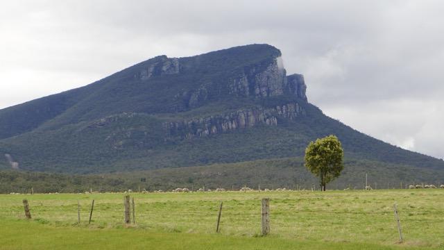 Mount Abrupt