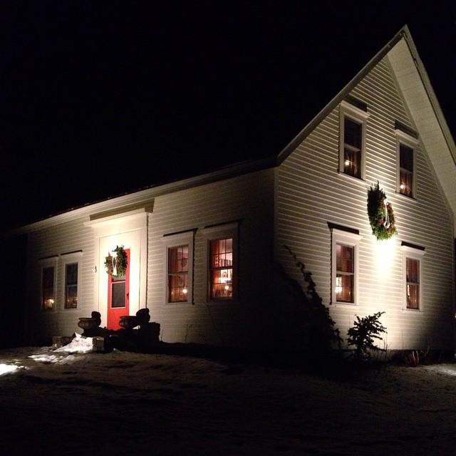 a merry house #yule #yuletide