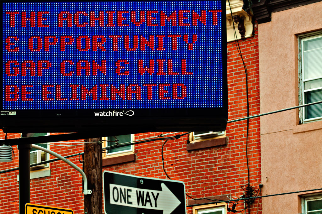 Electric-sign-outside-charter-school--Southwest-Center-City-2