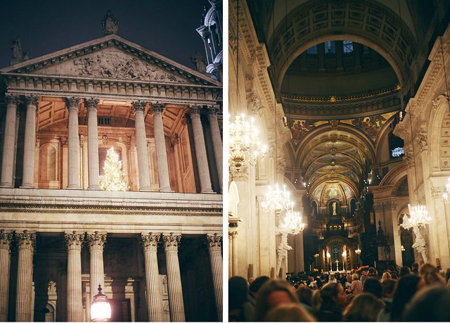 St Paul's Cathedral Christmas