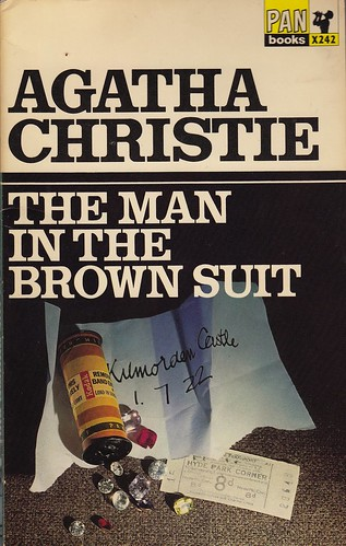 Agatha Christie, The Man in the Brown Suit
