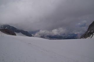064 Wandeling door de sneeuw
