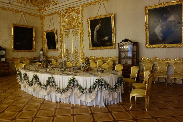 518 - Tsarskoye Selo (Palacio de Catalina - Pushkin)