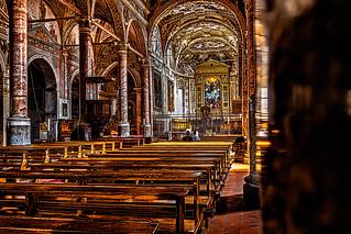 Lovere - Basilica di S. Maria in Valvendra