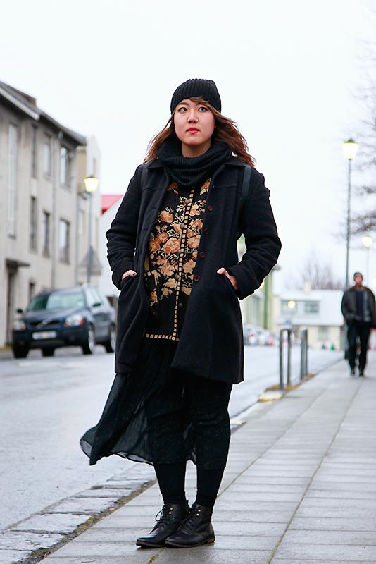 teresa_nrchurch iceland, Quick Shots, Reykjavik, street fashion, street style, women
