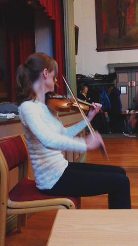 Laura Ellestad stod for musikken.