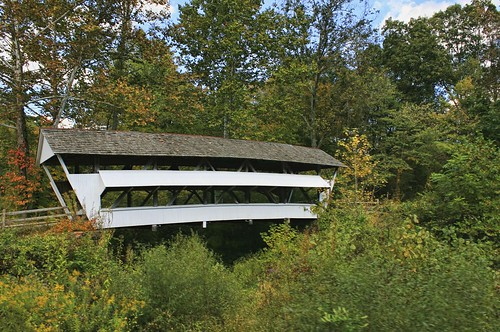Covered Bridge, Arney Run Park