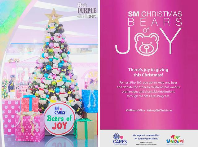 SM Bears of Christmas