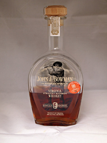 John J. Bowman bourbon (02)