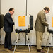 Small photo of Governor Votes Early