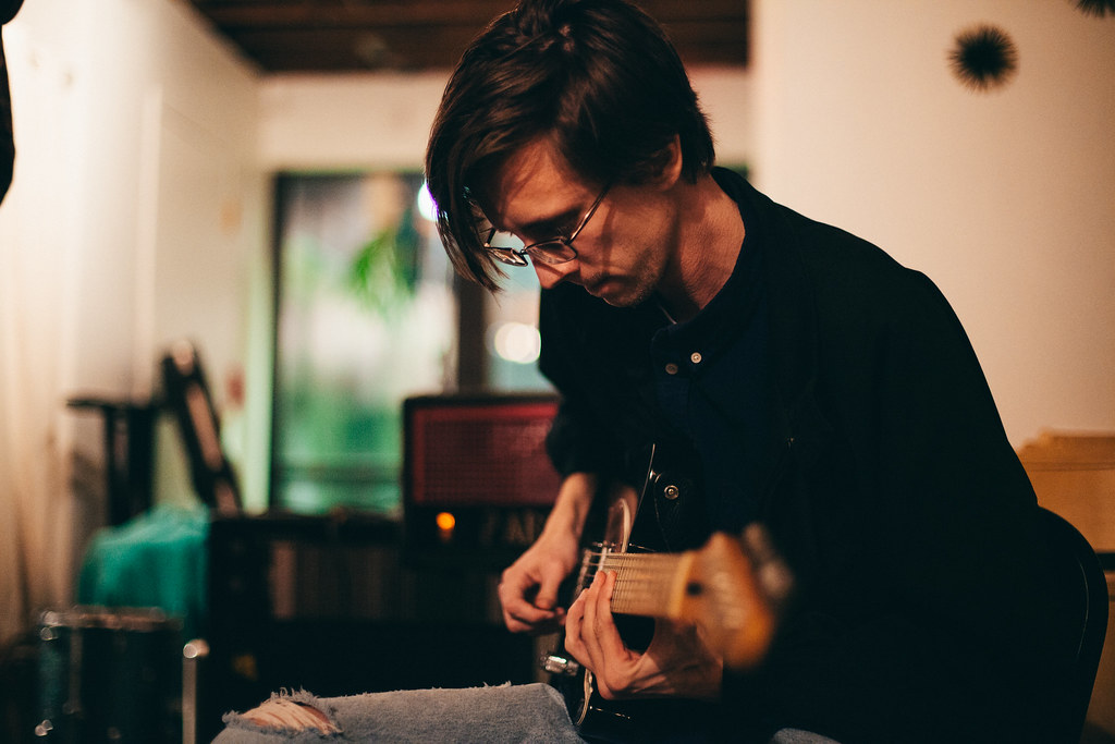 John Klemmensen and the Party | Sofar Sounds Gig 3 | 1.14.2015