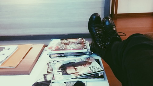 Boots & Magazines