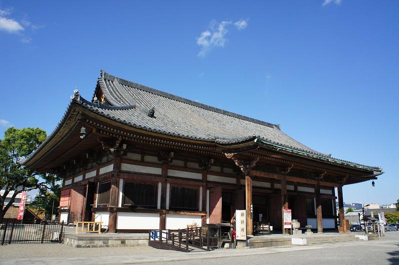 東寺 食堂