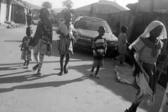 Children Strolling
