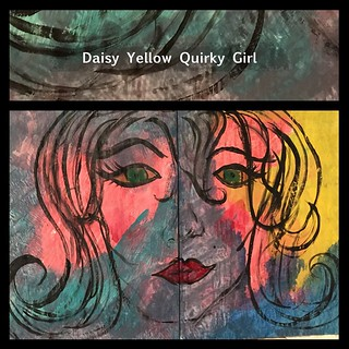 Tangent No. 6: Quirky Girl #dyajt #aedm2014