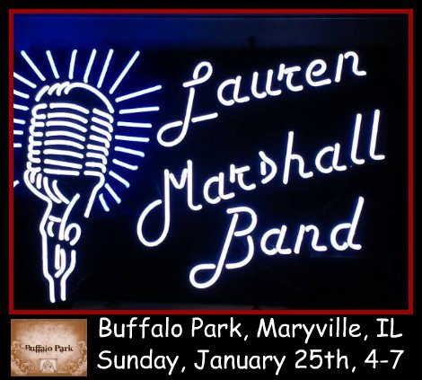 Lauren Marshall Band 1-25-15