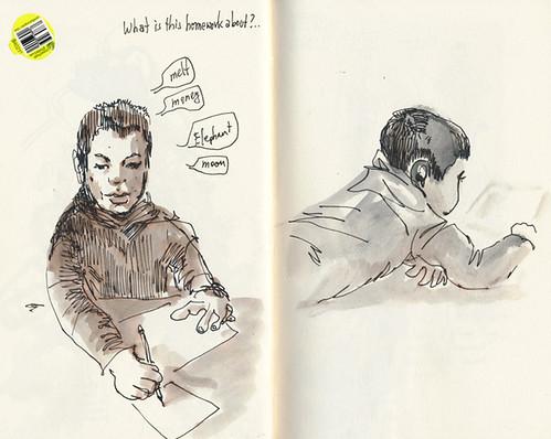 September 2014: Homework