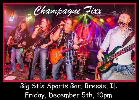 Champagne Fixx 12-5-14